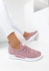 Różowe Buty Sportowe Nautiney