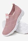 Różowe Buty Sportowe Amarissa