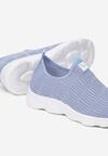Niebieskie Buty Sportowe Amarissa