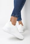 Białe Buty Sportowe Lucency