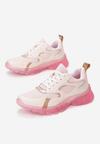Różowe Sneakersy Prisolphi