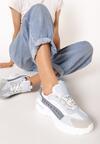 Błękitne Sneakersy Castymes