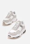 Białe Sneakersy Eirerial