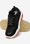Czarne Sneakersy Oledanea