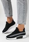 Czarne Buty Sportowe Talorene