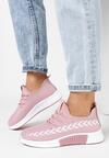 Różowe Buty Sportowe Talorene