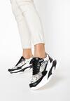 Czarne Sneakersy Thonimoni