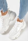 Białe Sneakersy Bathaphaura