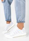 Białe Sneakersy Pardia