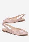 Różowe Sandały Adrewai