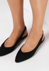 Czarne Sandały Arrilla