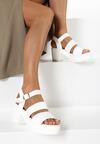 Białe Sandały Phimoni