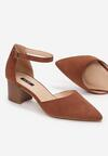 Brązowe Sandały Thessafa