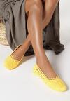 Żółte Balerinki Tradebay