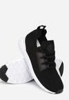 Czarne Buty Sportowe Delabelle