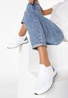 Białe Buty Sportowe Acapeia