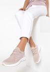 Różowe Buty Sportowe Acapeia