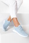Niebieskie Buty Sportowe Acapeia