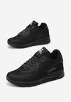Czarne Buty Sportowe Narilure