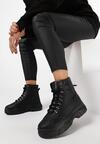 Czarne Sneakersy Celestial Pol