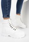 Białe Sneakersy Celestial Pole