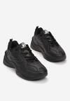 Czarne Buty Sportowe Cliffdream