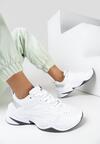 Białe Buty Sportowe Cliffdream
