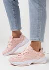 Różowe Buty Sportowe Cliffdream