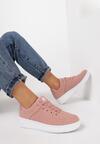 Różowe Buty Sportowe Covenroar