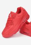 Czerwone Buty Sportowe Himemenis