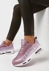 Różowe Buty Sportowe Raiphine
