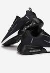 Czarne Buty Sportowe Daemyla