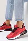 Czerwone Buty Sportowe Daemyla