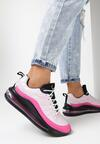 Różowe Buty Sportowe Grynona