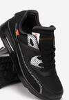 Czarne Buty Sportowe Metionohre