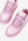 Różowe Buty Sportowe Nymerris
