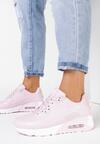 Różowe Buty Sportowe Thronishis