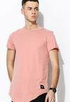 Różowa Koszulka Efficiency