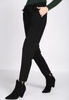 Czarne Spodnie Deficiency