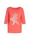 Koralowy Bluzka Illimitable