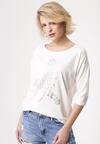 Biały Bluzka Illimitable