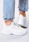 Białe Sneakersy Boomerang