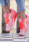 Orange Fusion Neonowe Buty Sportowe Candy