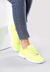Żółte Neonowe Buty Sportowe Kagill