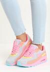 Rainbow Grey Buty Sportowe Candy