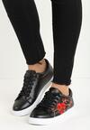 Czarne Buty Sportowe Seed