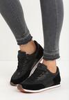Czarne Buty Sportowe Papoose