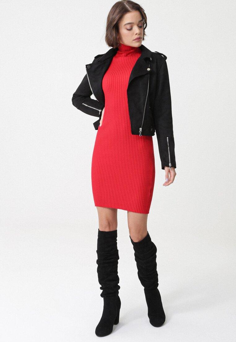 Czerwona Sukienka Inch