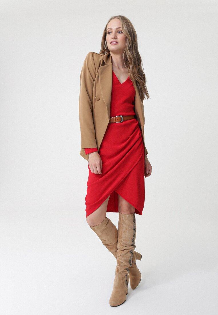 Czerwona Sukienka Ardeer