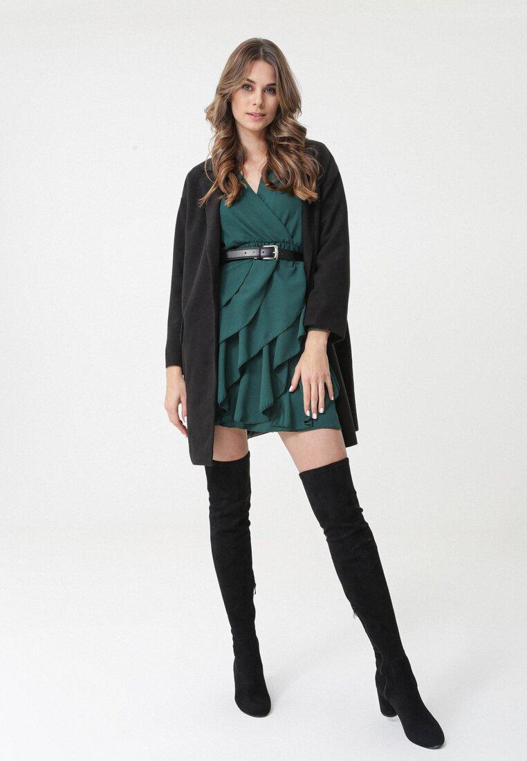 Ciemnozielona Sukienka Kaipara